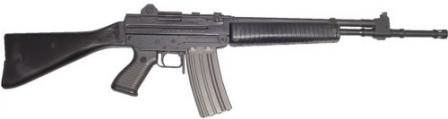 Beretta AR-70/223 assault rifle