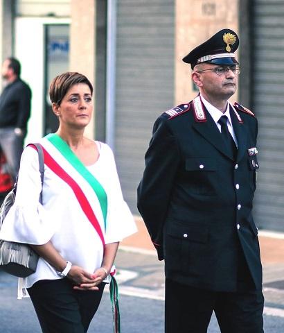 Sindaco, Alessandra Sabelli